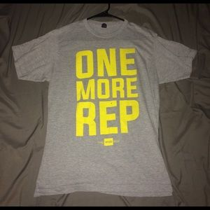 Other - One More Rep Graphic Tee